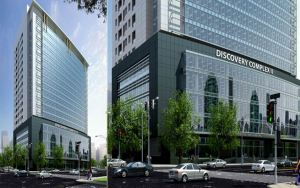 DISCOVERY COMPLEX II BUILDING (LE TRUC TOWER)