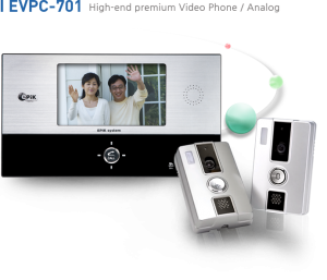 EPIK - Video Door Phone