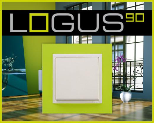 Khung viền Logus 90 Animato (Mã màu: TDG - Green/ Ice)