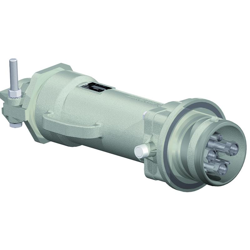 STRAIGHT PLUG 3P+N+E - 420A - IP67
