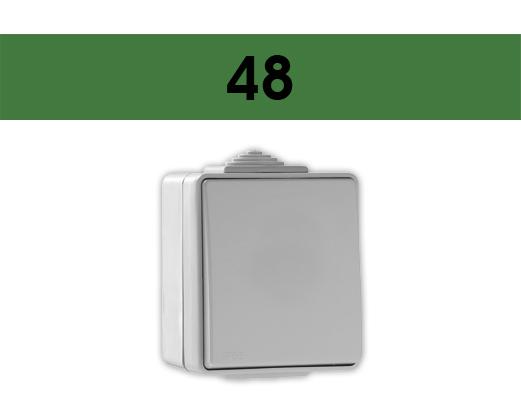 WATER PROOF 48 SERIES - IP65