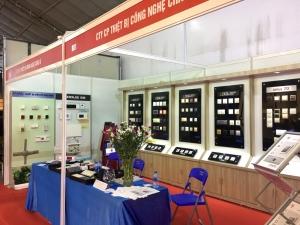 Tri ân khách hàng tại triển lãm Việt Build 2019