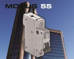 MCB, RCCB, RCBO - MODUS 55 SERIES