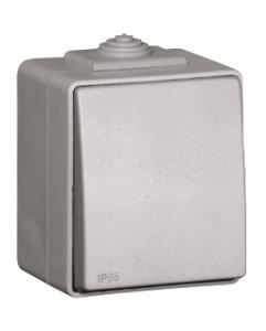 48011 C - Công tắc đơn chống nước IP65